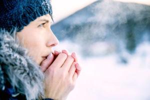 Термальная вода эффективна в уходе за лицом