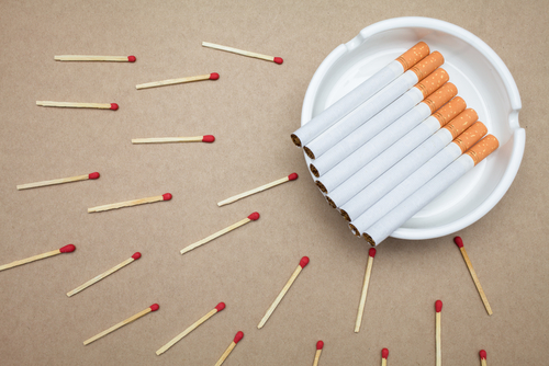 Как влияет курение мужчины при планировании беременности