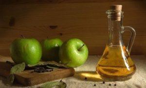 уксус яблочный домашний