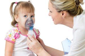 Ингаляции небулайзером для детей от гайморита