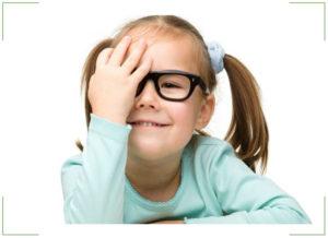 Спазм аккомодации у детей