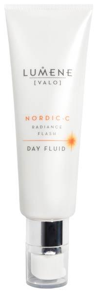 Дневной флюид для мгновенного сияния кожи Nordic-C Lumene