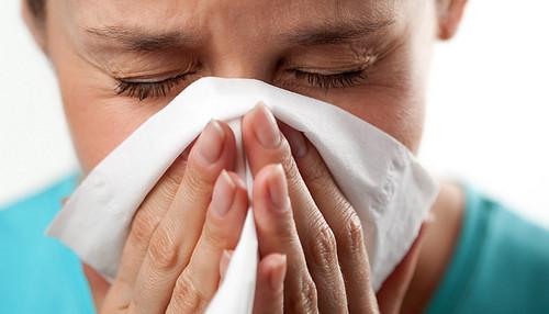 Опасность аллергического гайморита