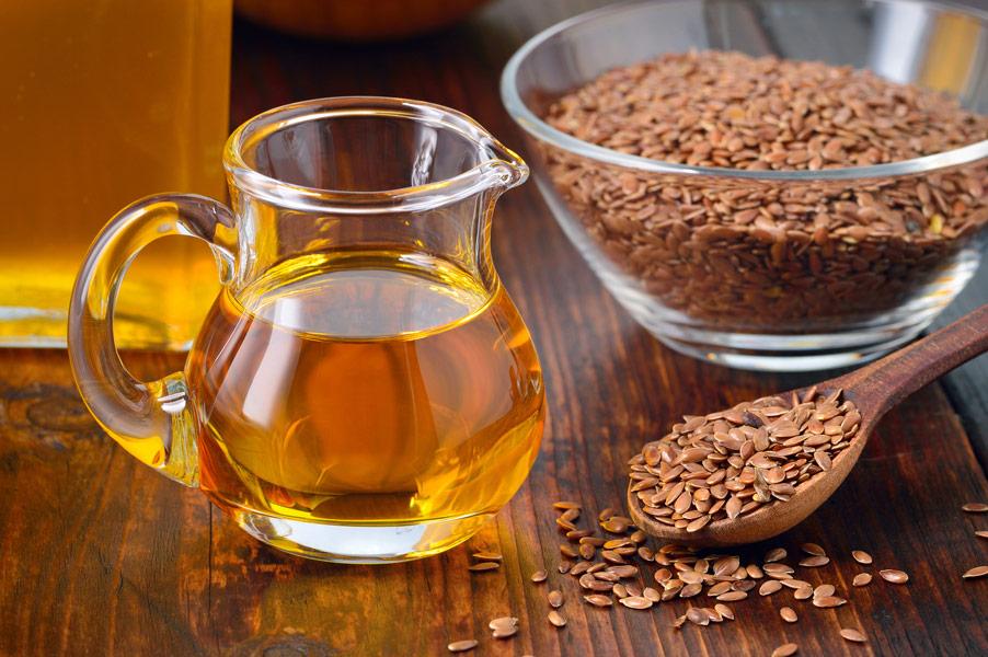 Льняное масло для красоты и здоровья кожи